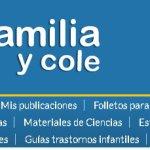 Página web: Familia y cole