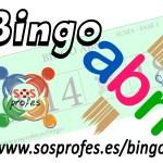 El próximo lunes presentamos el BINGO ABN
