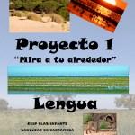 Proyecto 1 de Lengua de 3º EP del CEIP Blas Infante (Sanlúcar de Barrameda)
