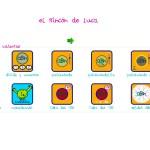 Página web: El rincón de Luca