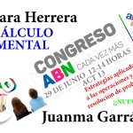 V Congreso Nacional ABN. Talleres de la tarde del sábado 29 de junio.