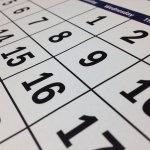 Calendarios y planificadores para el curso 2020/2021