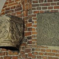 Polska sztuka przedromańska i romańska - rzeźba architektoniczna