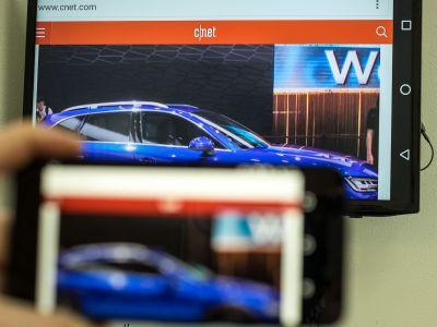 Cómo transmitir desde tu dispositivo Android a tu TV