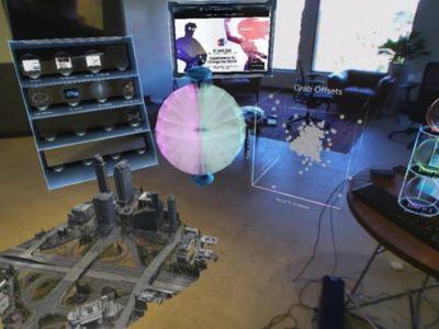 Hologramas, modelos a escala en 3D y ficheros en realidad virtual: Así será la oficina del futuro