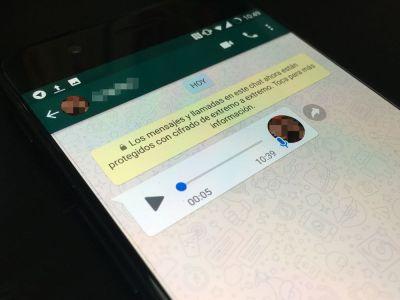 Convierte las notas de voz de WhatsApp en texto con esta aplicación