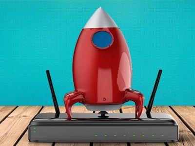 Así debes poner el router en casa para mejorar la cobertura y velocidad