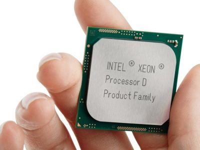 Intel prepara nuevos procesadores Xeon D