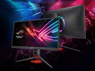Asus nos trae otro fabuloso monitor gamer: el Asus ROG STRIX XG248Q