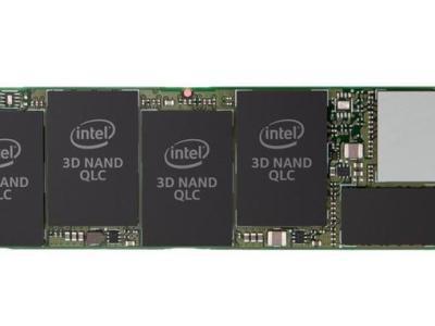 Intel anuncia el 660p, serie económica de SSD