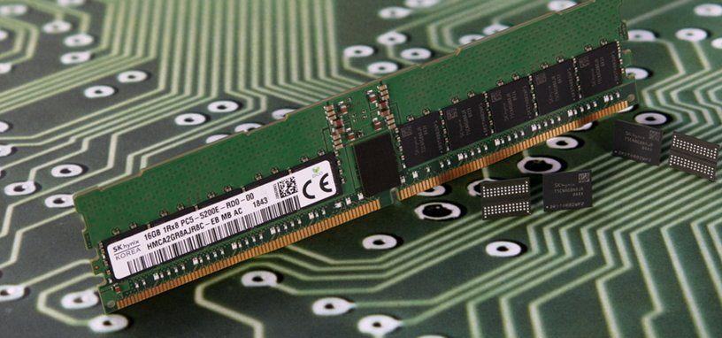 SK Hynix tendrá lista la memoria DDR5 para 2020, y tiene en desarrollo la DDR6