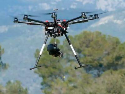 Crean dron capaz de reforestar 100 mil árboles en sólo 5 horas