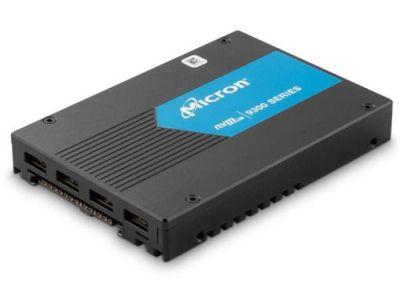 Micron presenta la serie 9300 de SSD de tipo PCIe de hasta 15 TB