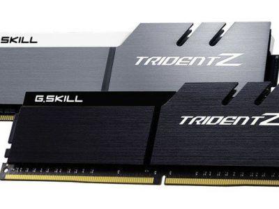 G.Skill anuncia sus módulos DDR4 de 5200 MHz