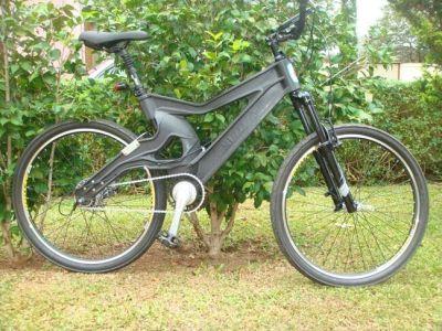 MuzziCycles: Bicicletas hechas de pet reciclado