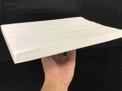 Una lámina súper delgada de madera puede convertir el agua salada en potable
