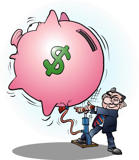 Инфляция доллара США