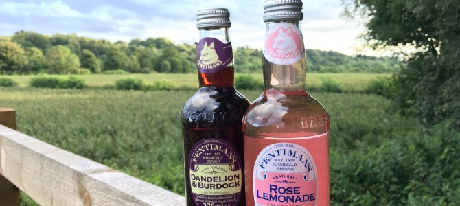 'Summertime fun with Fentimans!'