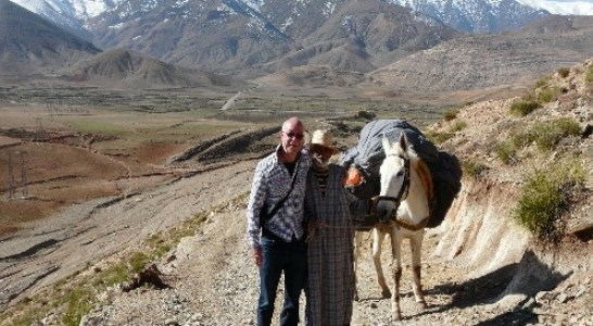 Guestblog- 'A Flat Footed Yorkshireman in the High Atlas'