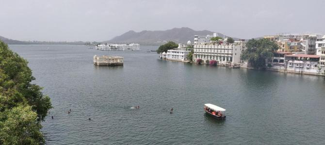 "Guest Blog- ""The Wild Passage"" explores Udaipur"