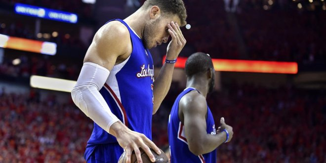 Clippers fall in Game 7 to Rockets 'Full Highlights'