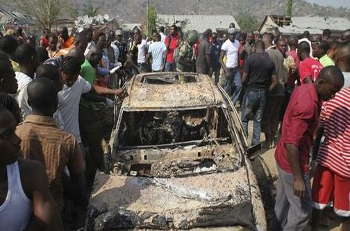 10-year-old Suicide Bomber Kills 15 in North East Nigeria