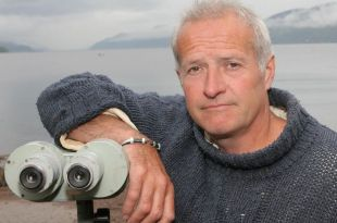 Man Spends 24 yrs searching for Loch Ness Monster says its 'Most Likely Large Catfish'