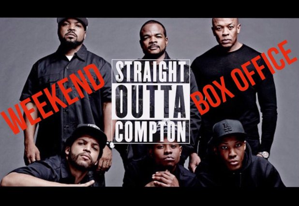 'Straight Outta Compton' Secures Biggest August Box Office Opening Ever for R-Rated Film