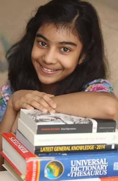 12-Year-Old Girl, Beats Einstein and Stephen Hawking to get Top Score in IQ Test
