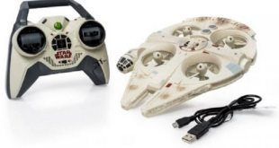 Disney Reveals Remote-Controlled Star Wars Millennium Falcon Drone