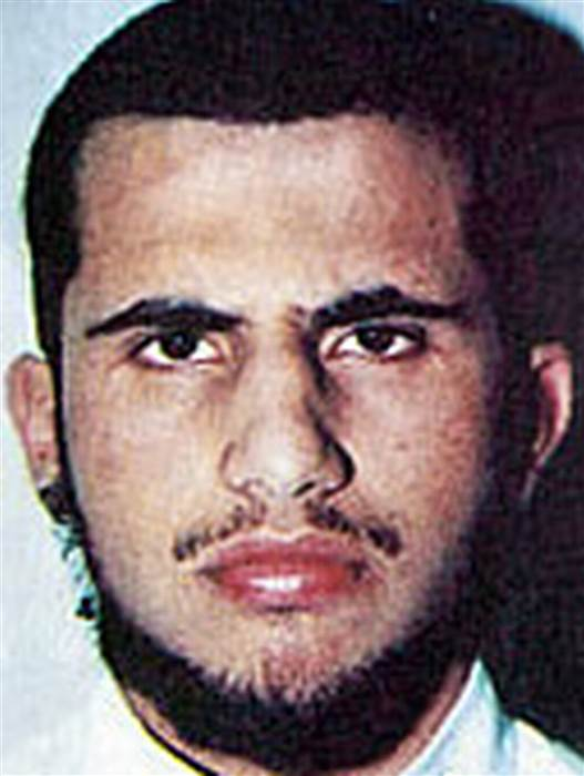 Muhsin al-Fadhli is seen in an undated photo provided by the U.S. State Department in Washington, D.C. A long-time al Qaeda operative and key figure in the Khorasan Group, Muhsin al-Fadhli, was killed in a U.S. air strike while traveling in a vehicle near Sarmada, Syria, on July 8, the Pentagon said in a statement on July 21, 2015. U.S. State Department via Reuters