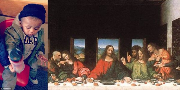 3-Year-Old Boy Falls From Window, Lands on 'The Last Supper' Painting, Survives