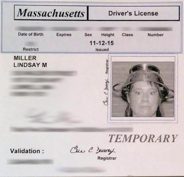 license_redactedA