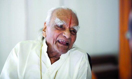 Google Doodle Honors Yoga Guru B.K.S. Iyengar's 97th Birthday