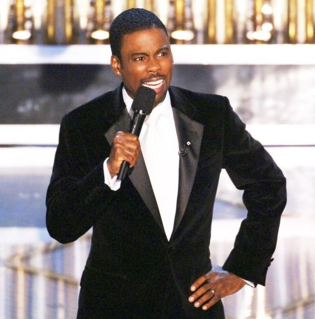 Chris Rock, host of the 77th Annual Academy Awards. Michael Caulfield/WireImage