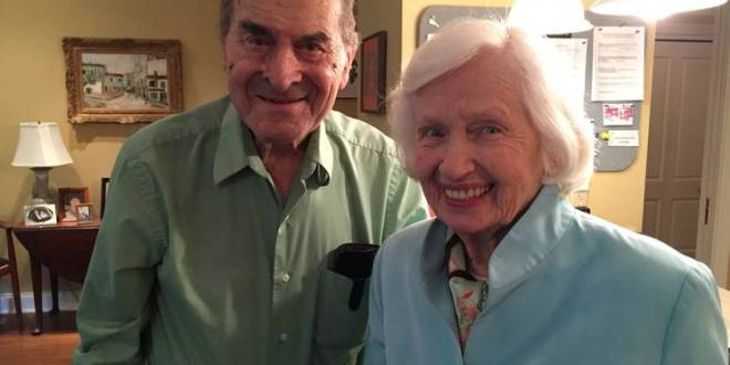 96-Year-Old Henry Heimlich, Uses Own Maneuver He Invented for 1st Time