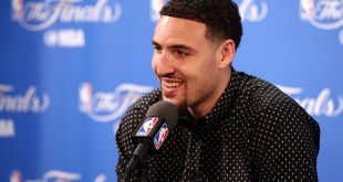 Klay Thompson Says Warriors Are Better Than His Dad's Showtime Lakers Team