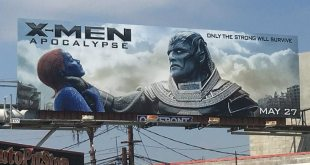Rose McGowan Says 'X-Men: Apocalypse' Billboard Ad Promotes Violence Against Women