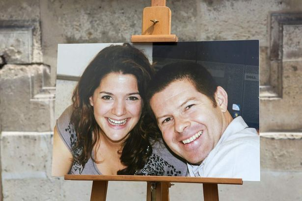 French policeman Jean-Baptiste Salvaing and his partner Jessica Schneider were killed on June 13