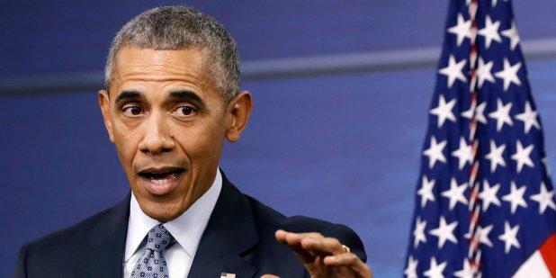 Barack Obama. AP Photo/Jacquelyn Martin