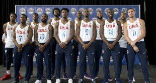 Men's Team USA Basketball Wins Gold Over Serbia
