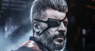 What Joe Manganiello Could Look Like as Deathstroke