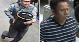 VIDEO Man Steals Bucket Carrying $1.6 Million in Gold Flakes