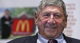 Creator of the Big Mac: Michael Delligatti Dies at 98