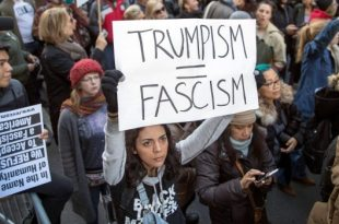 VIDEO Thousands March in 4th Day of Anti-Trump Protests