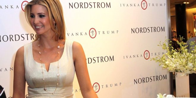 Nordstrom Is Officially Dropping the Ivanka Trump Brand