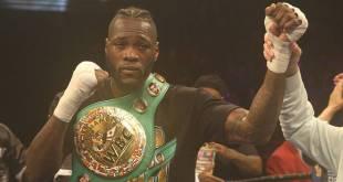 Patient Deontay Wilder Retains WBC Belt With TKO of Gerald Washington