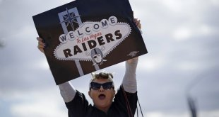Oakland Raiders' Relocation to Las Vegas Approved by NFL Owners