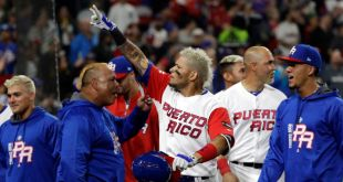 World Baseball Classic 2017: Puerto Rico Upsets Dominican Republic