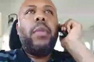 Multistate Manhunt Underway For Suspect in Facebook Homicide Video
